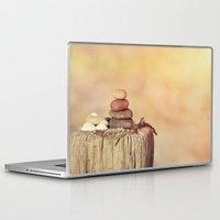 balance Laptop & iPad Skins featuring Balance    by LebensART Photography