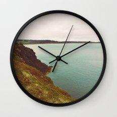 Wild Nova Scotia Wall Clock