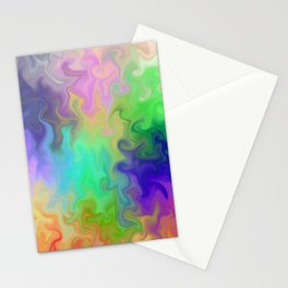 Twirl in Colour Stationery Cards