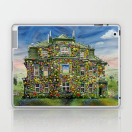 The Flowerhouse Laptop & iPad Skin