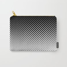Halftone Gradient Carry-All Pouch