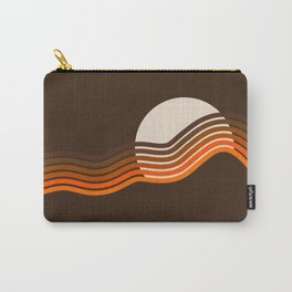 Sundown Stripes Carry-All Pouch