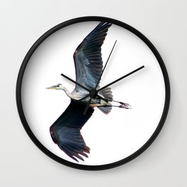 Showing some leg Wall Clock