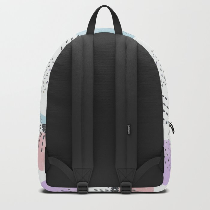 Abstraction 1 Backpack