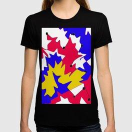 Color splash T-shirt