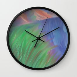 My Retreat v.1 Wall Clock