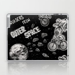 Invaders from Outer Space Laptop & iPad Skin