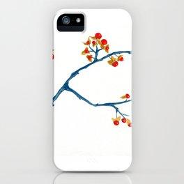 Bittersweet Berries iPhone Case