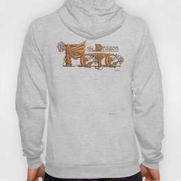 Pete, the Dragon Hoody