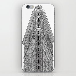 Flatiron Building iPhone Skin