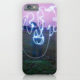 Bloopy W/JMR1 iPhone Case