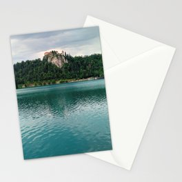 The Magical Lake Bled (Slovenia) Stationery Cards