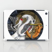 tool iPad Cases featuring TOOL N°1 by Mr.Klevra
