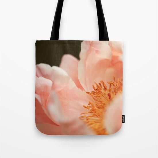 Paeonia #3 Tote Bag