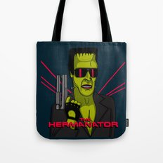 The Hermanator Tote Bag