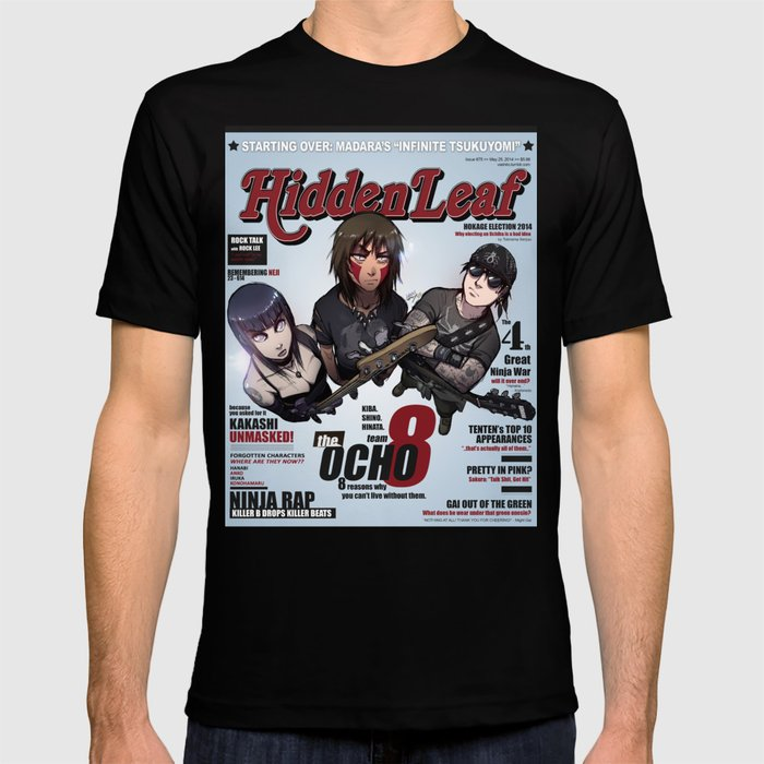 176b2dd61a4 Hidden leaf magazine shirt vashperado society jpg 700x700 Hidden shirts