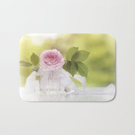 Romantic Rose Bath Mat