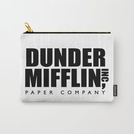 Dunder Mifflin - the Office Carry-All Pouch