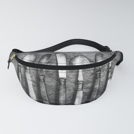 Old Cutlery Fanny Pack