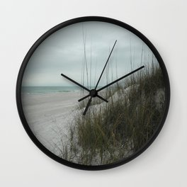 In The Dunes Wall Clock
