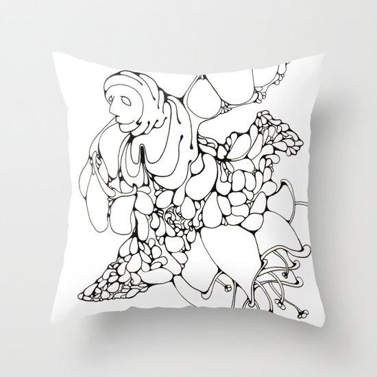 Fertile Throw Pillow