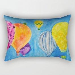 Endless Balloons Rectangular Pillow