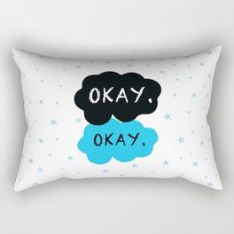 Okay. Okay. Rectangular Pillow