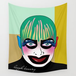 leigh bowery Wall Tapestry