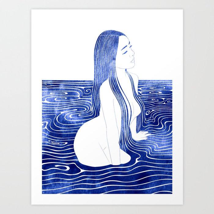 Agaue Art Print