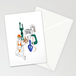 Hangin Out Stationery Cards