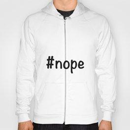 #nope Hoody