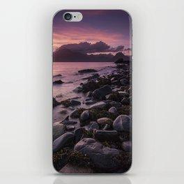 Elgol Beach II iPhone Skin