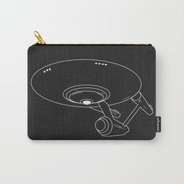 Starship Enterprise Carry-All Pouch