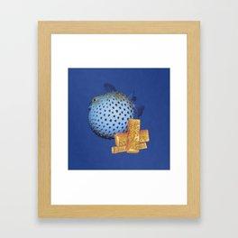 Fugubar Framed Art Print