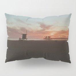 Dusk at Newport Beach  Pillow Sham