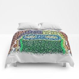 El Monocuco, Mascaras del Carnaval Comforters