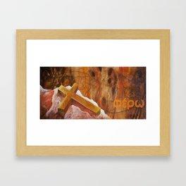 Carry Framed Art Print