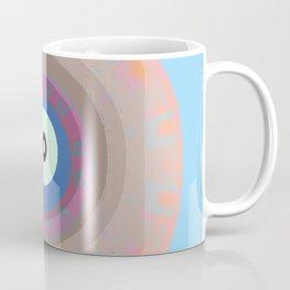 Envisioning Within Peaceful Boho Mandala Meditation Art Print Coffee Mug
