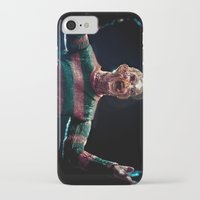 freddy krueger iPhone & iPod Cases featuring Freddy Krueger by TJAguilar Photos
