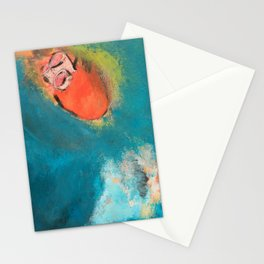 To The Bottom Of The Sea Stationery Cards