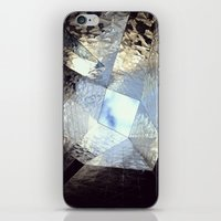 mirror iPhone & iPod Skins featuring mirror by Nat Alonso