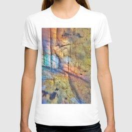 Labradorite Macro T-shirt