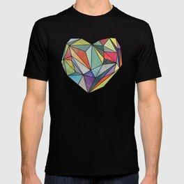 Heart Graphic 5 T-shirt