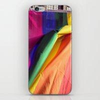 pride iPhone & iPod Skins featuring Pride by kirstenariel