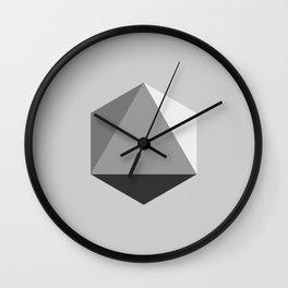 Pattern 19 Wall Clock