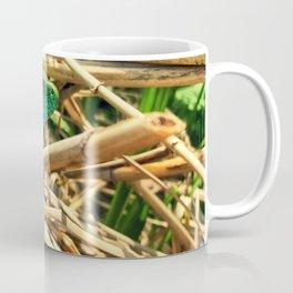curious lizard Coffee Mug