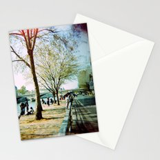 Paris in the Spring Time Stationery Cards