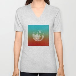 Wandering Days Unisex V-Neck
