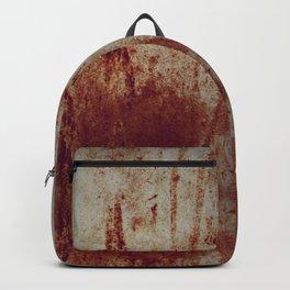 Rustic rust Backpack