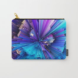 Interference - Abstract Art Carry-All Pouch
